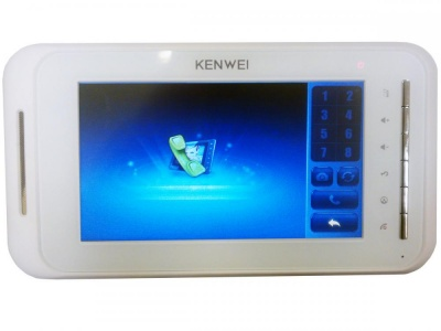 IP KENWEI - KW-E707N белый (IP System)